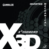 GAMBLER X3 DIAMOND BLUE DIAMOND SPONGE