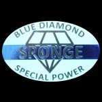 GAMBLER ZERO BLUE DIAMOND SPONGE