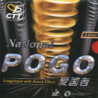 CCT NATIONAL POGO LONG PIPS .6mm