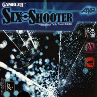 GAMBLER SIX SHOOTER AMP 2.15 SOFT SPONGE