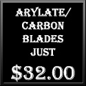 Arylate Carbon Blades!